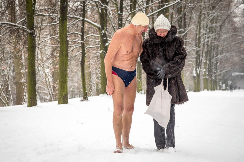 Prague Winter Swimmers Club